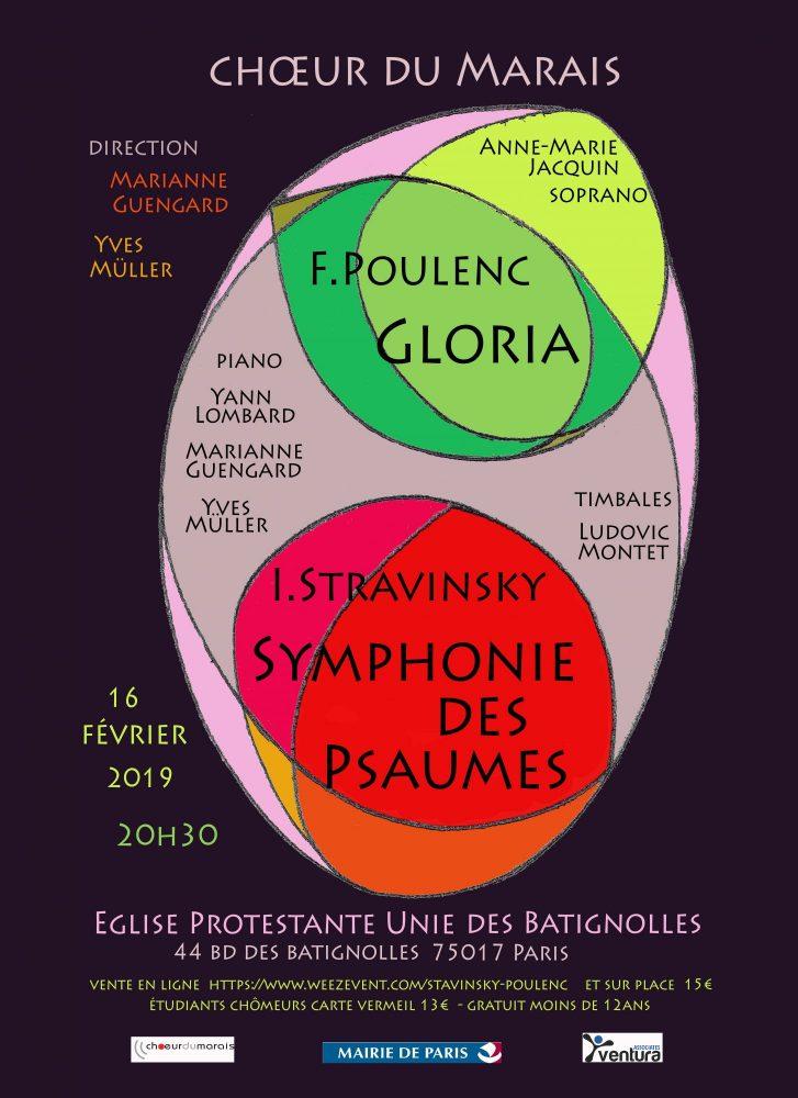 Concert Stravinsky-Poulenc